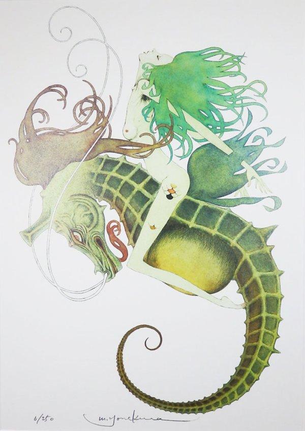 画像1: 海人族の戦士
